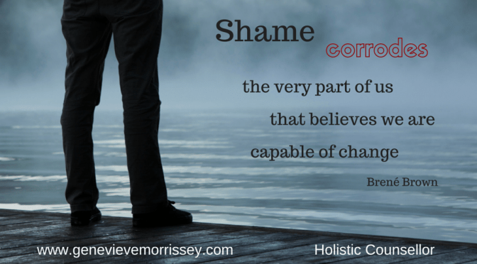 The Invisible Power of Shame