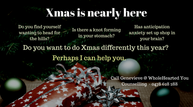 Do You Want To Do Xmas Differently This Year?