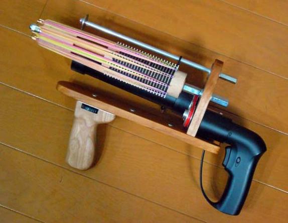 Gun Gun Gatlin Rubberban