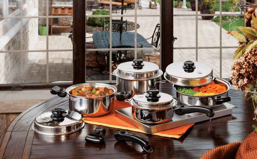 Waterless Cookware Canada: Which Product is Available In Canada