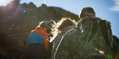 Hiking by Ardiss Hutaff via unsplash