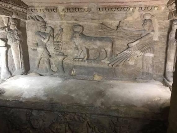 Inside the Catacombs of Qom El Shokafa