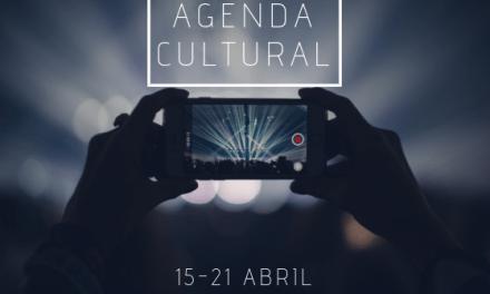 AGENDA CULTURAL | ¿Qué hacer del 15 al 21 de abril?