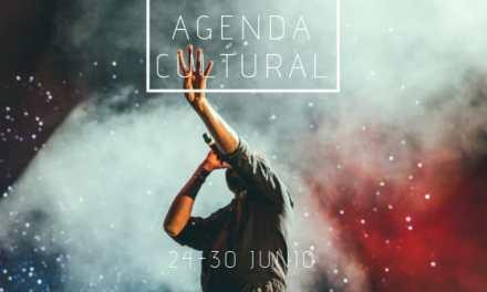 AGENDA CULTURAL | ¿Qué hacer del 24 al 30 de junio?