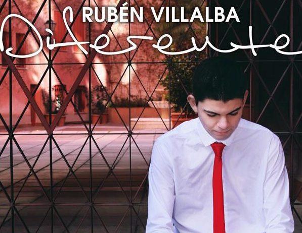 Rubén Villalba lanza Diferente, una canción en apoyo al colectivo LGTB