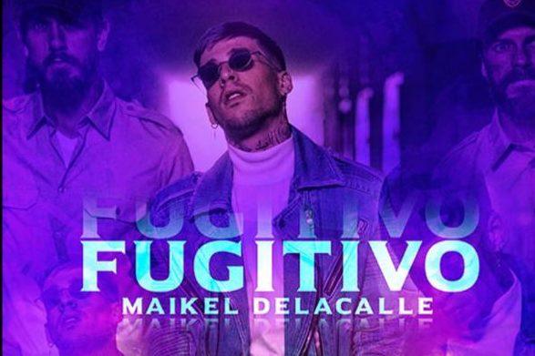 """""""Fugitivo"""" es lo nuevo de Maikel Delacalle"""