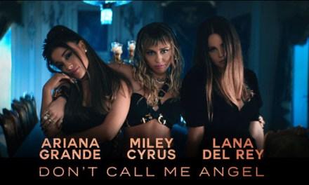 Miley Cyrus, Lana del Rey y Ariana Grande, tres ángeles oscuros en una nueva colaboración