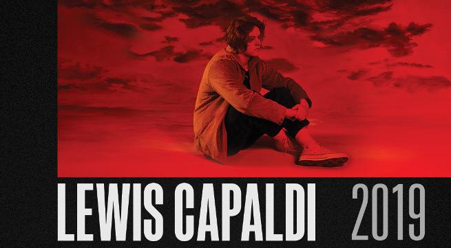Lewis Capaldi hace doble hueco para España en su Tour