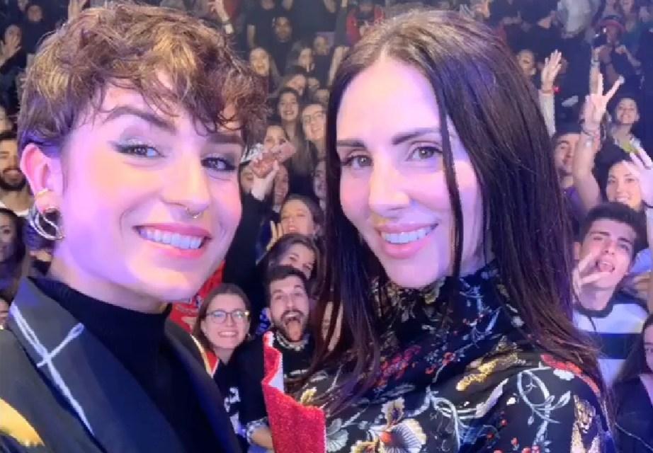 Natalia Lacunza y Mala Rodríguez para Sephora en Madrid