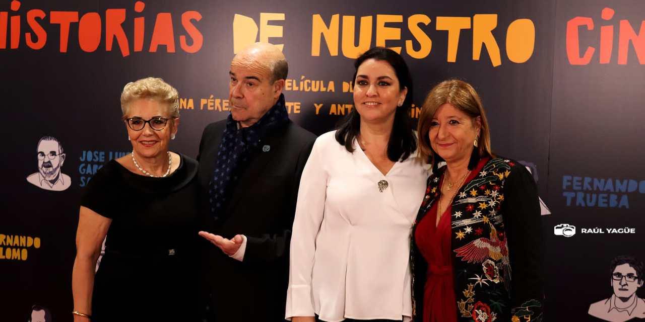 GALERÍA DE FOTOS | Premiere 'Historias de Nuestro Cine'