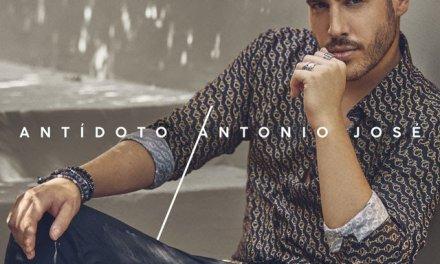 """""""Antídoto"""", el trabajo más personal de Antonio José"""