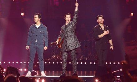 Los Jonas Brothers arrasan en Madrid con el tour 'Happiness Begins'