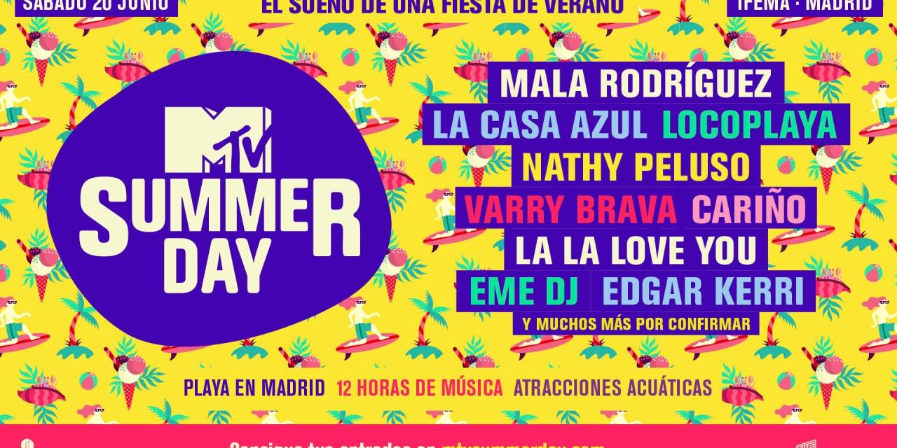 MTV recibirá el verano con el concierto MTV Summer Day