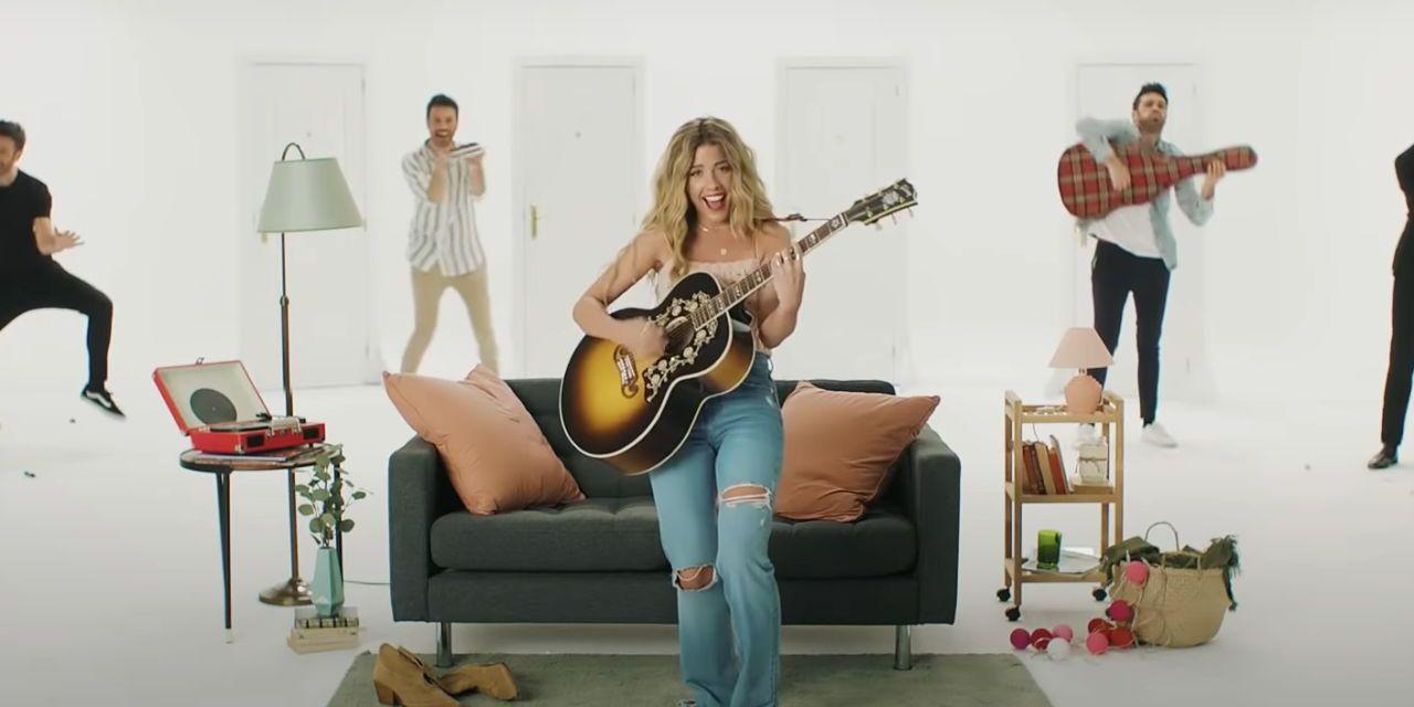 Miriam Rodríguez estrena el videoclip de «No Vuelvas» con Dani Martínez