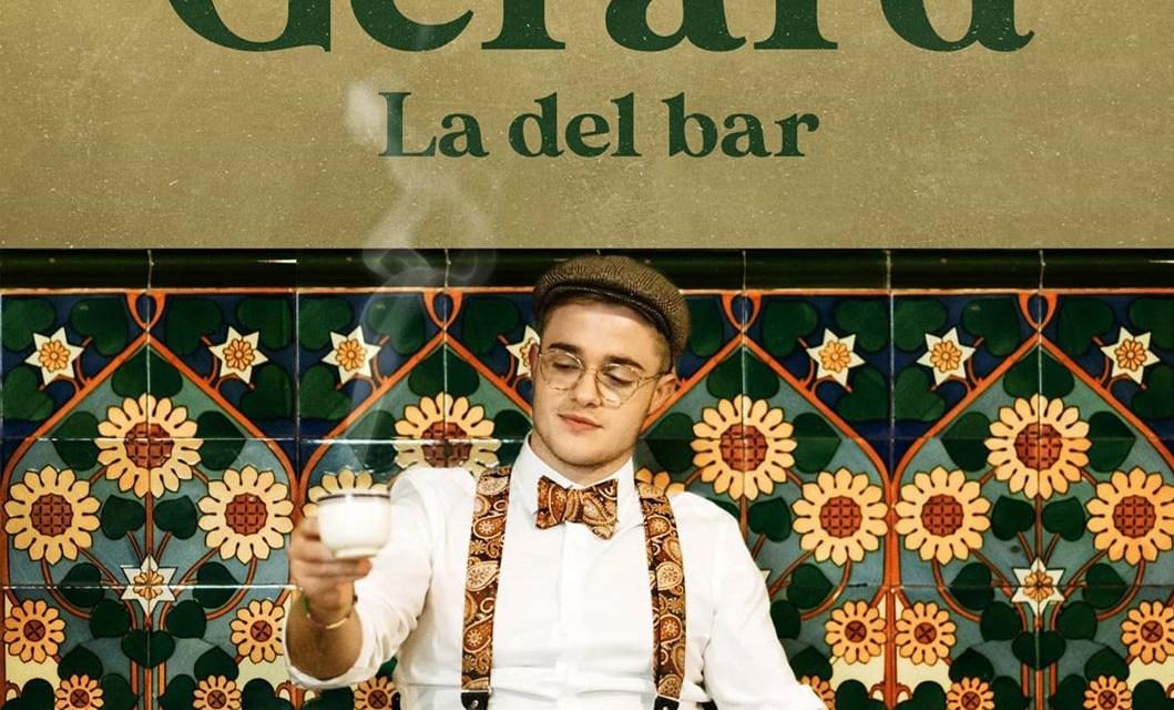 """Gèrard presenta """"La del bar"""", su esperado nuevo single"""