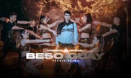 """El """"Beso Guay"""" de Dennis Arana ya tiene videoclip"""