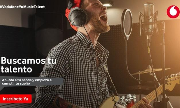 Vodafone yu Music Talent presenta su octava edición