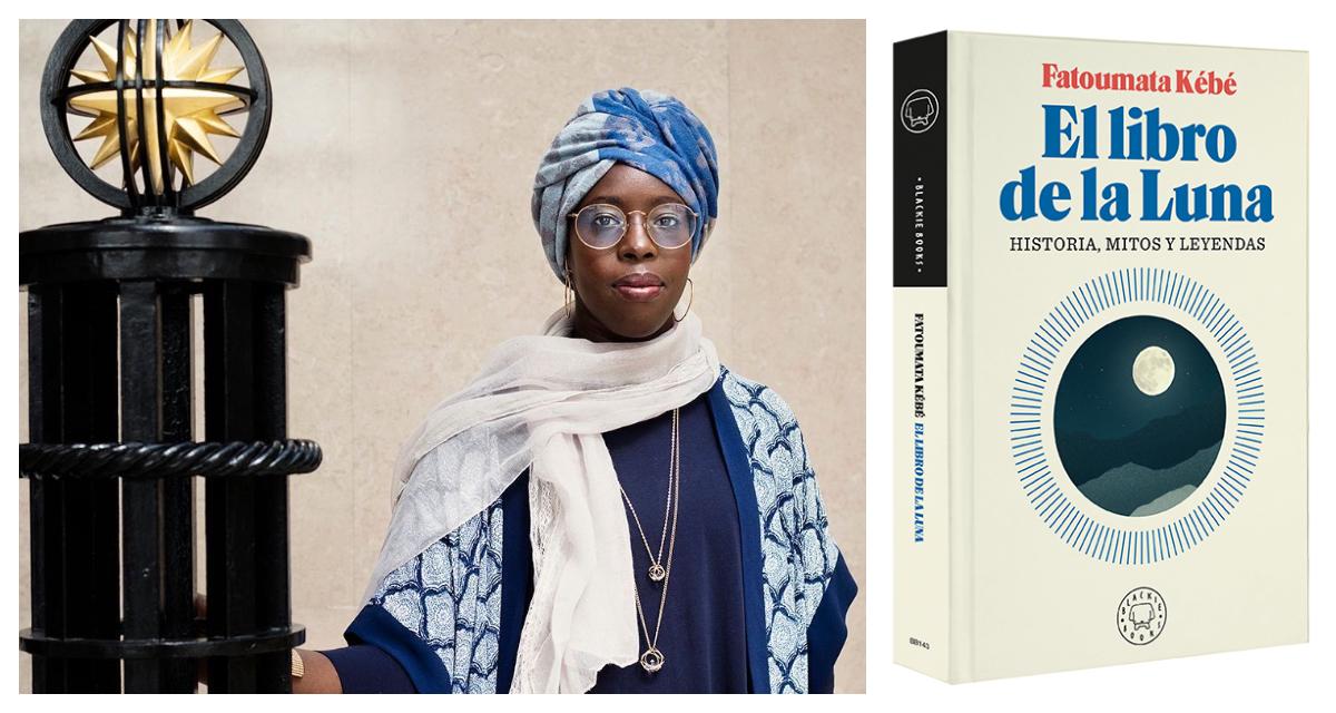 """""""El libro de la Luna"""", el brillante ensayo de Fatoumata Kébé"""