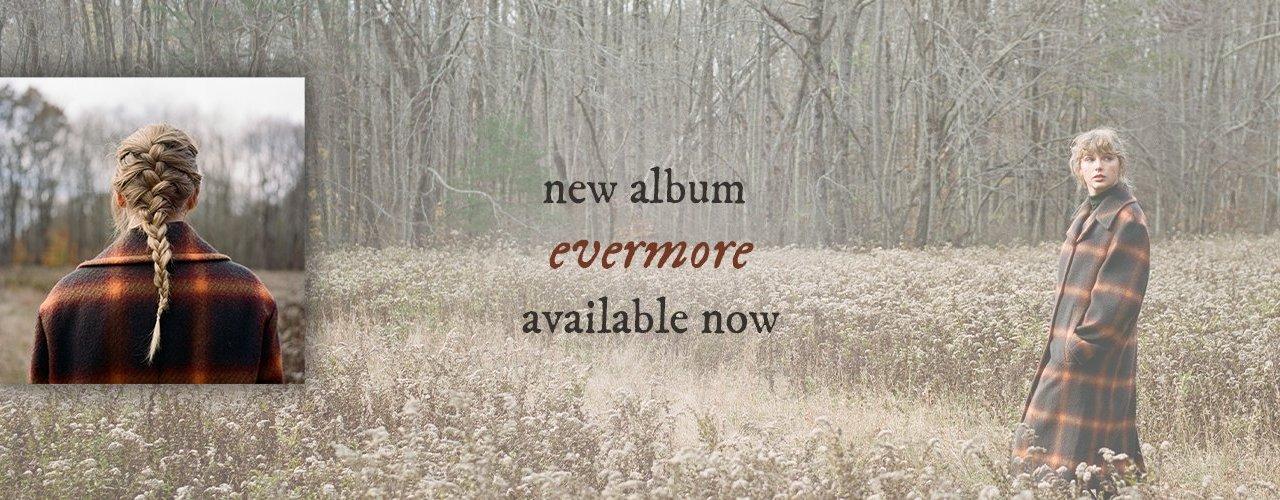 """Evermore"", la inesperada segunda parte de la ""folklore"" Taylor Swift"