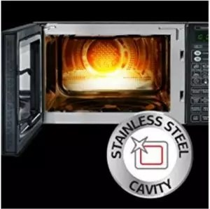 Stainless Steel Cavity