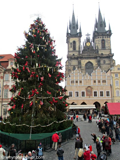 Christmas in Prague | whyroamtravel.com