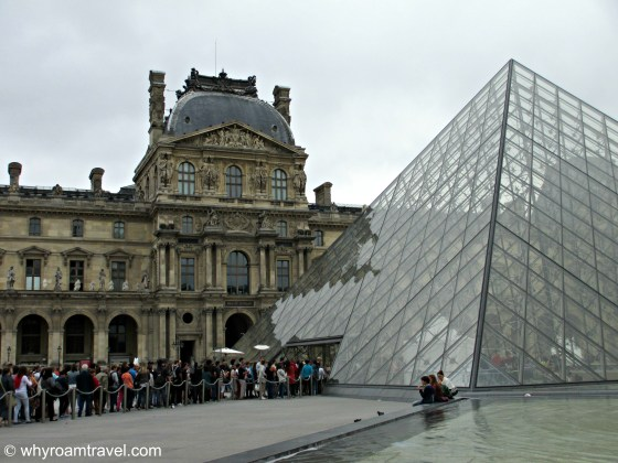 Louvre Museum in Paris | WhyRoamTravel.com