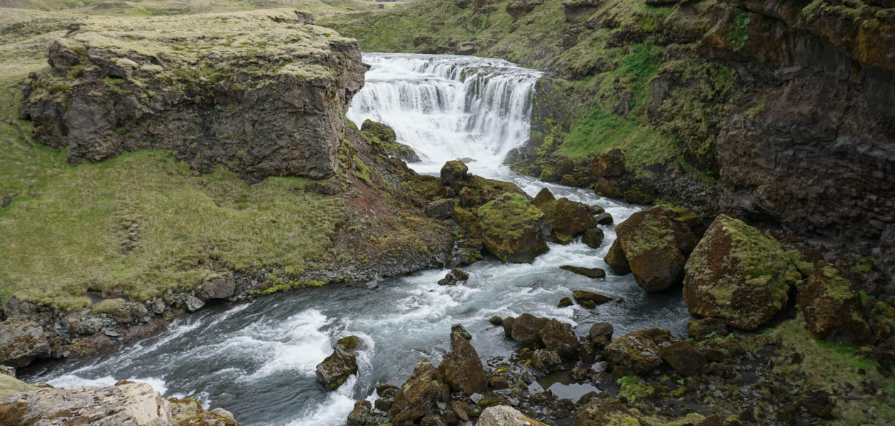 Still more waterfalls