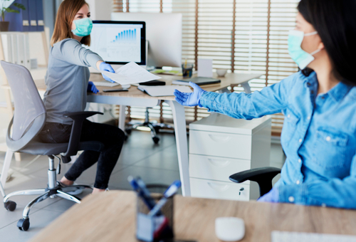 5 Reasons to Keep Your Office Clean