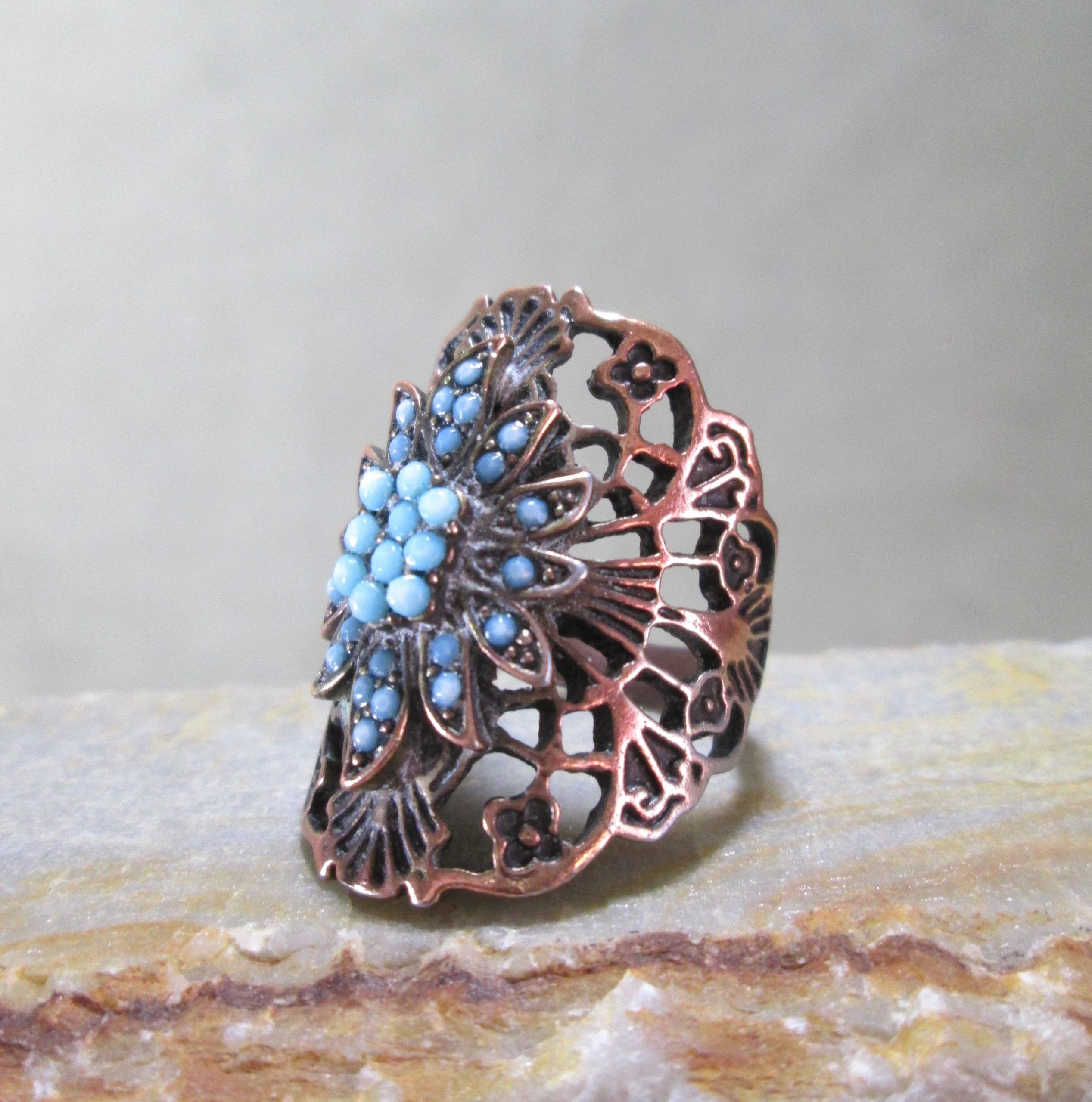 Artisan Copper Sunburst