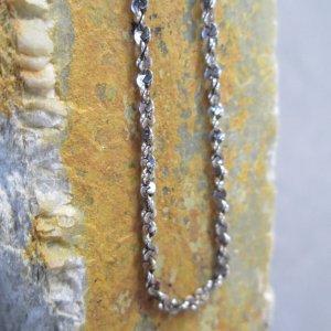 artisan turned link chain bracelet