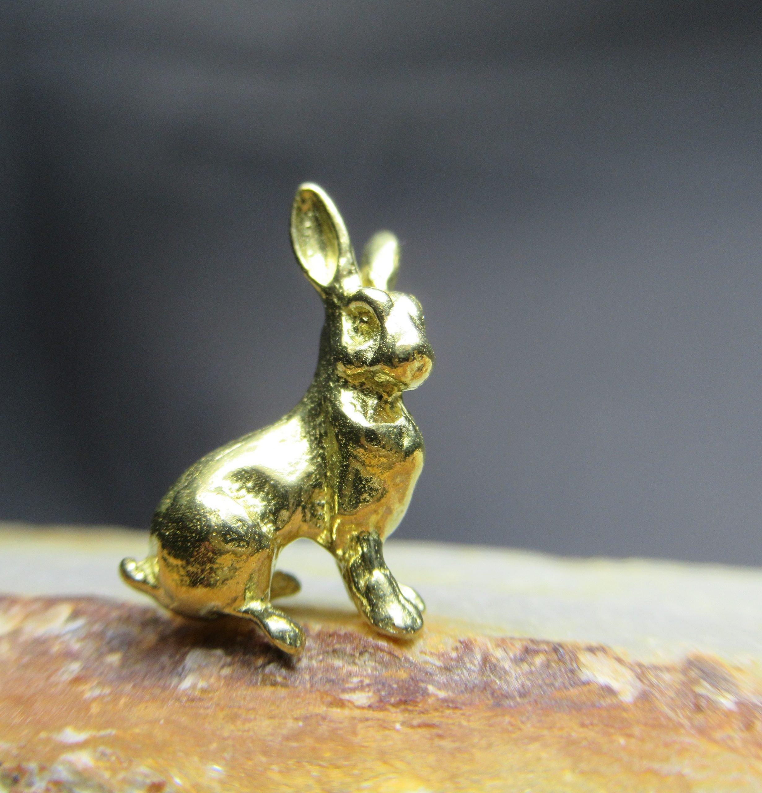Bunny Rabbit Charm