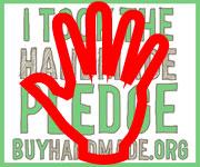 Don't buy handmade...