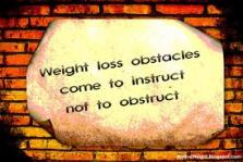 Weight Loss Obstacles Using A Food Diary