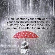 Don't Confuse Your Path