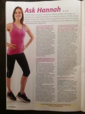 'Ask Hannah' Column Irish Runner Mag