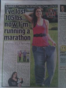 Irish Sun Newspaper