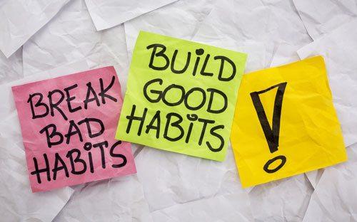 7 bad habits every dieter should break