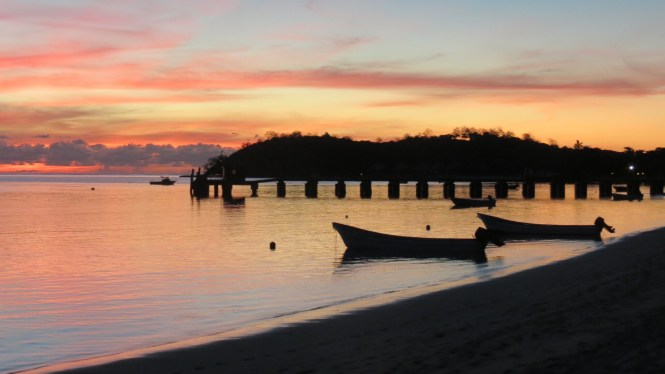 Regret of leaving Mana Island