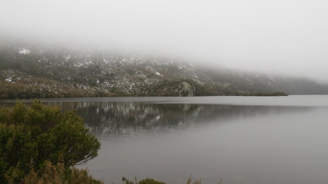 Winter in Tasmania - Dove Lake
