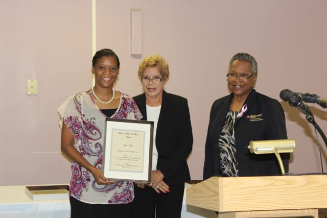 "Providence A.M.E. Church ""Women With A Mission"" Recognition Luncheon"