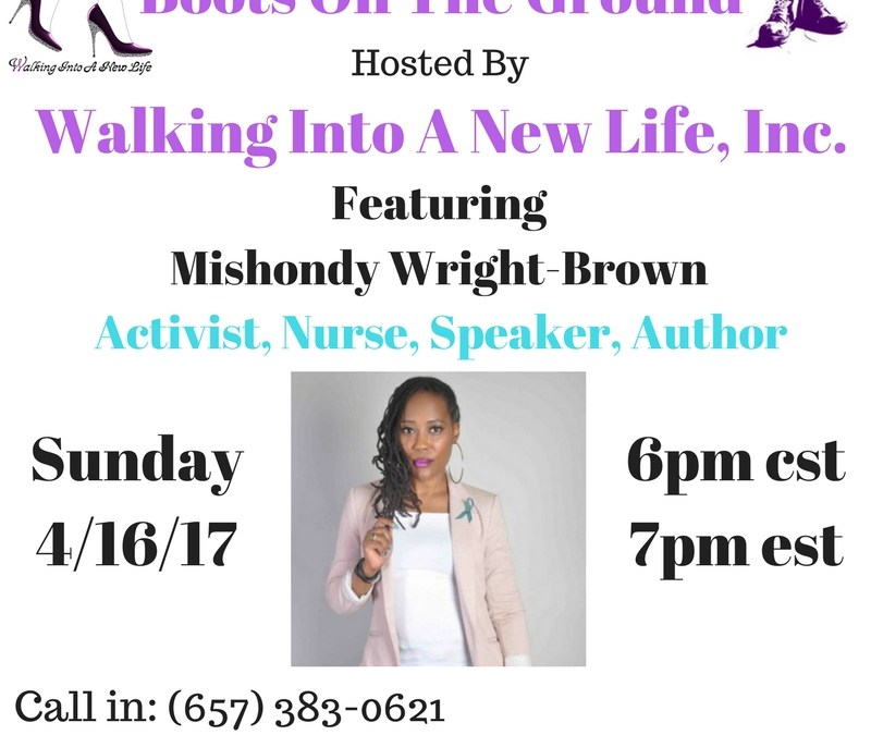 Mishondy Wright-Brown is All About Health and Service