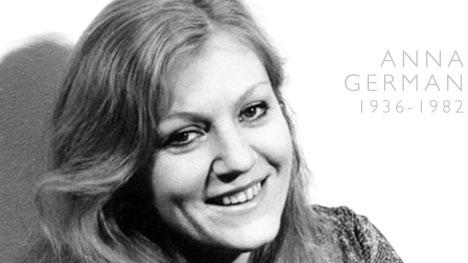 Anna German 1936 - 1982