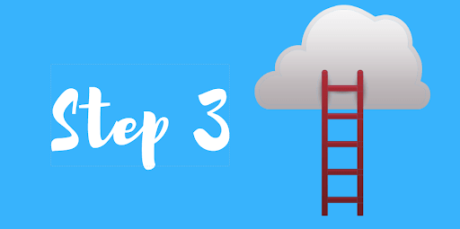 Content marketing strategy step 3