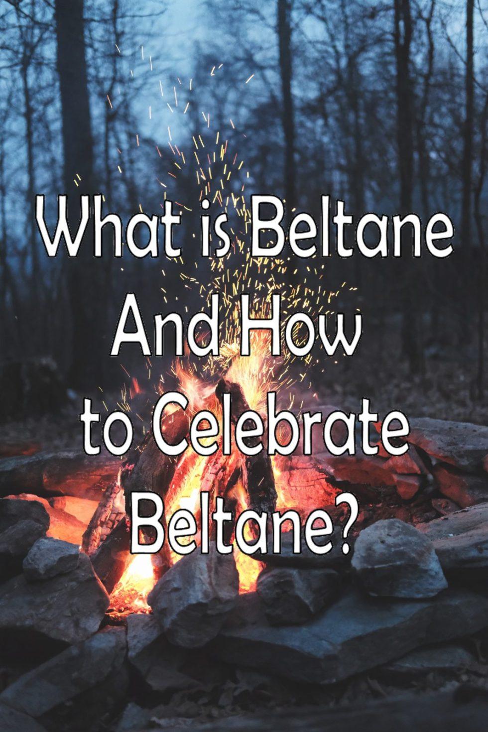 About Beltane 5th sabbat