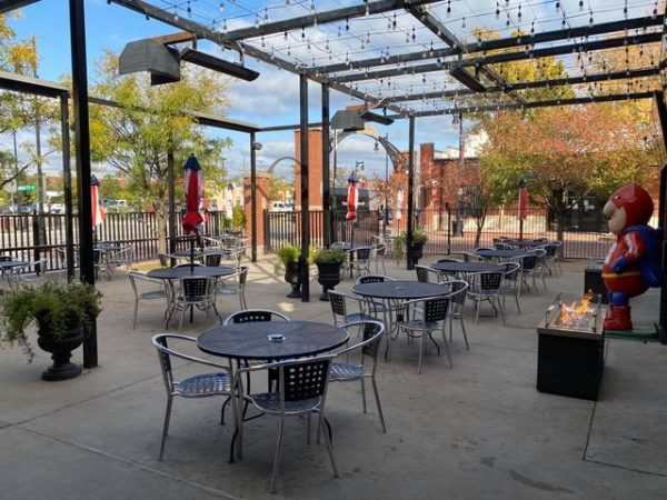 a visual guide to the best patios in