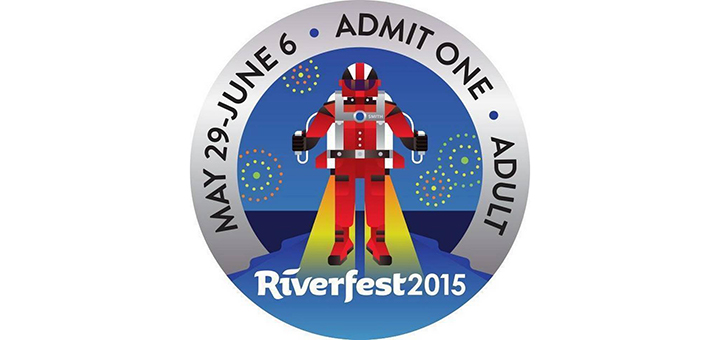 Wichita RiverFest 2015