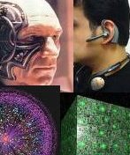 One of these represents the Borg, one the Internet, one is Picard, one is a BT telephone user. Hmmmm....