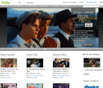 Discover Hulu: Enjoy an after-feast movie-fest