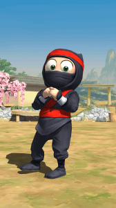 Clumsy Ninja Hits Android Market!