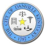 Official Seal of City of Danville Kentucky